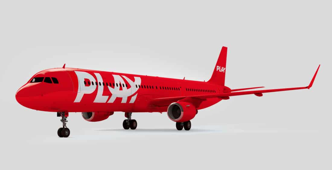 Airbus A321neo PLAY
