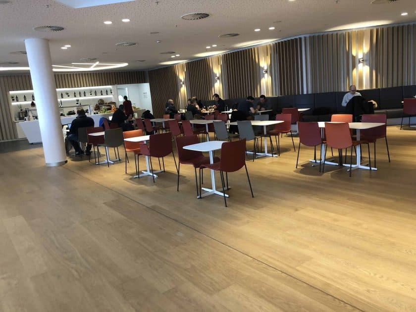 Airport Lounge MUC Bistro