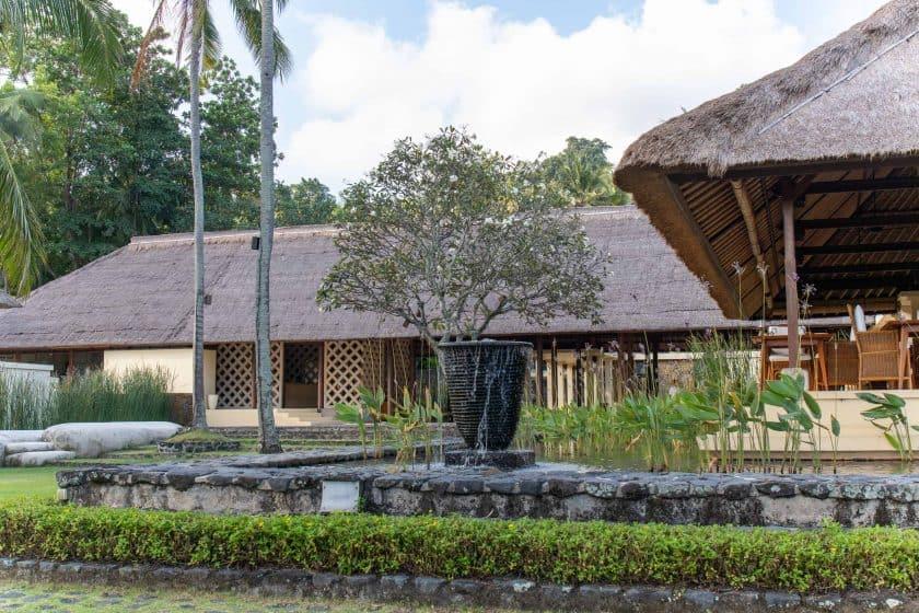 Alila Manggis Hotel Bali Anlage
