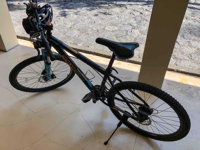 Alila Manggis Hotel Bali Fahrrad
