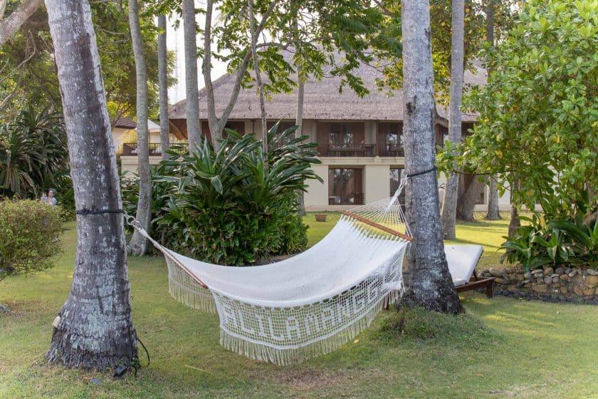 Alila Manggis Hotel Bali Haengematte