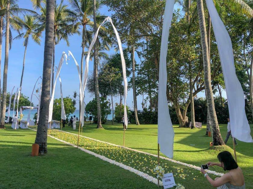 Alila Manggis Hotel Bali Hochzeit