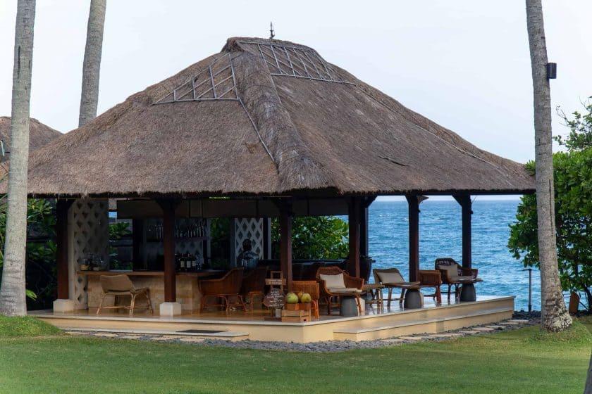 Alila Manggis Hotel Bali Ocean Bar