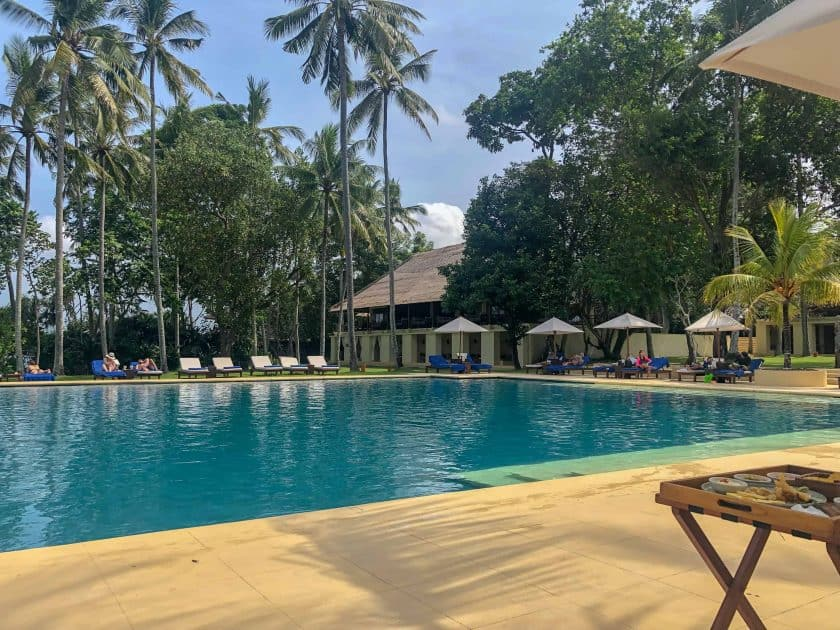Alila Manggis Hotel Bali Pool