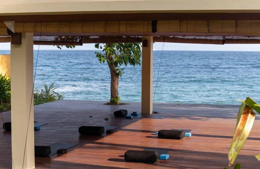 Alila Manggis Hotel Bali Yoga