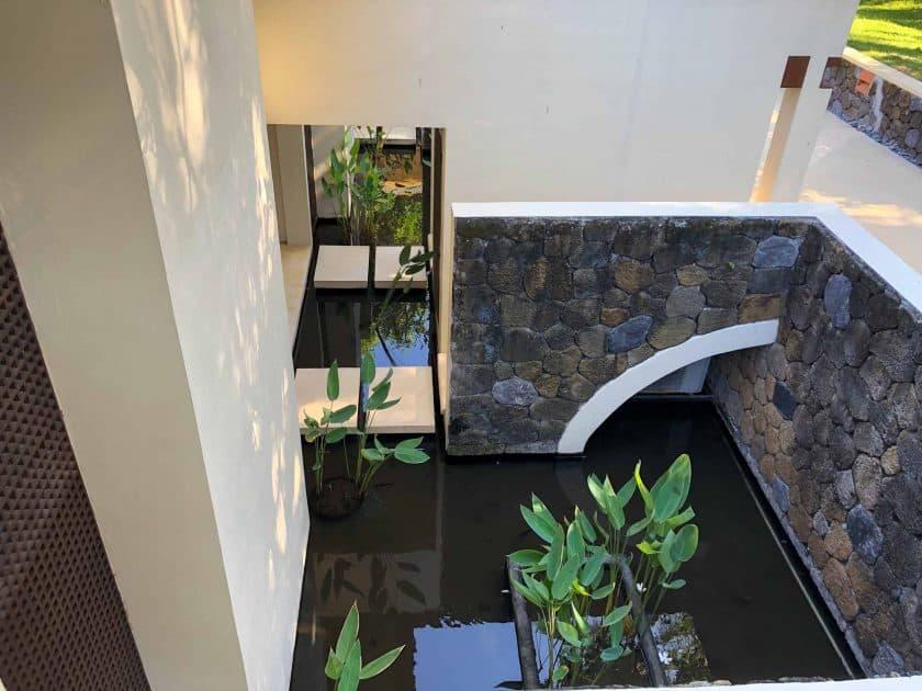 Alila Manggis Hotel Bali Zimmer Wassergraben