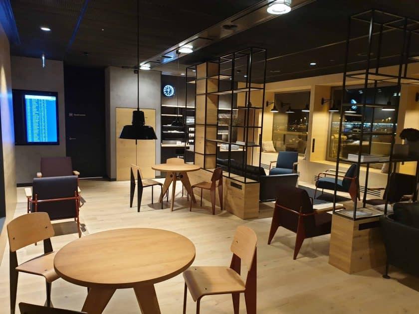 Alpine Lounge Einrichtung