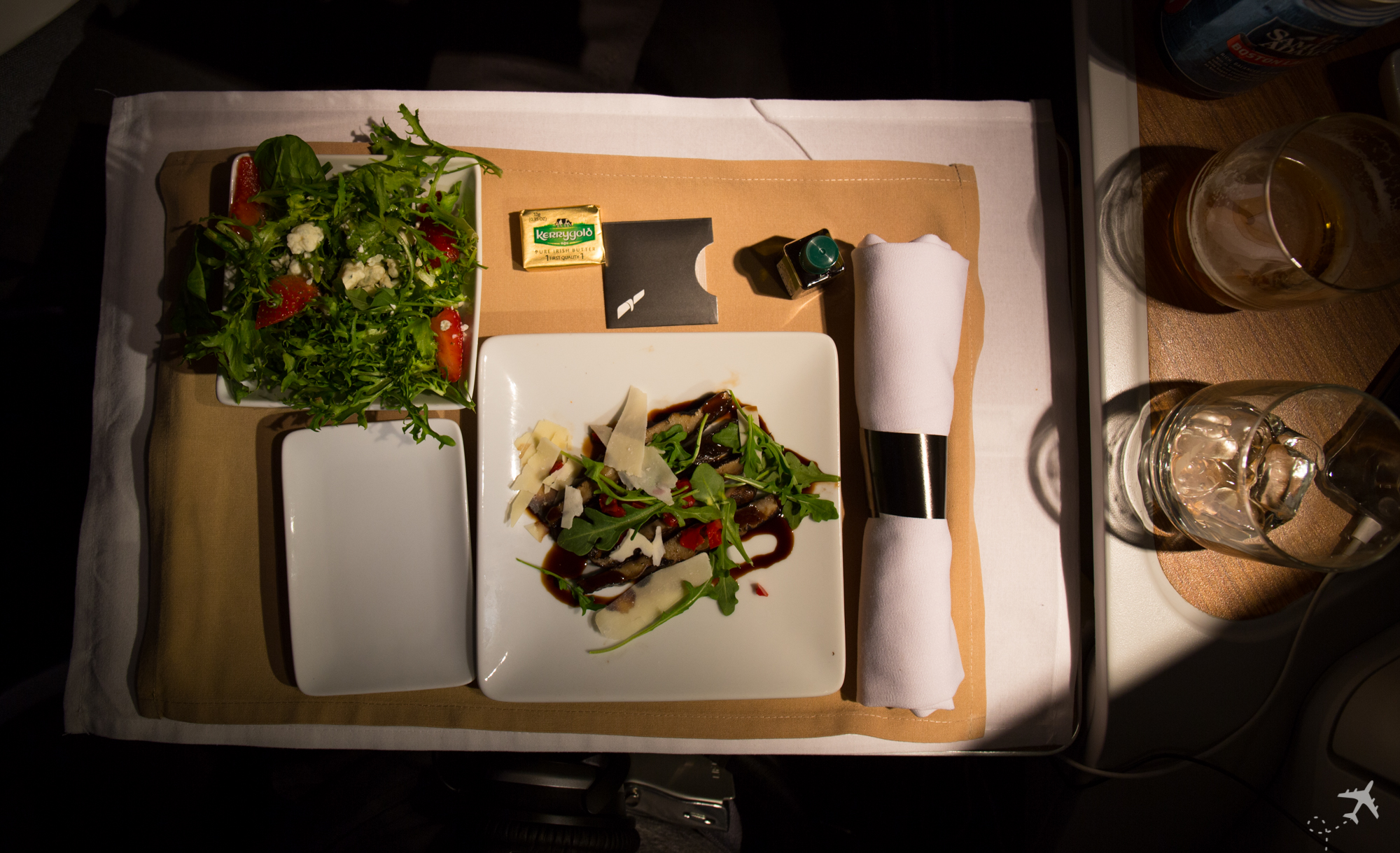 American Airlines Business Class Starter