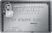 American Express Business Platinum Kreditkarte