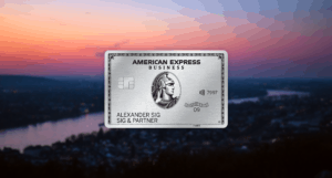 American Express Business Platinum Titelbild