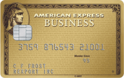 American Express Gold Business