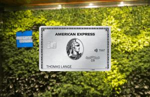 American Express Platinum Card Metall Titelbild