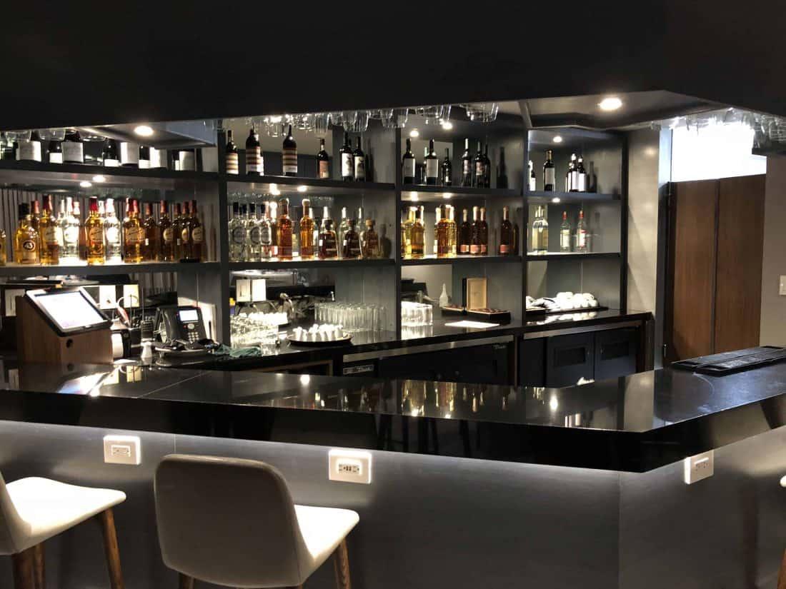 Amex Lounge MEX Bar