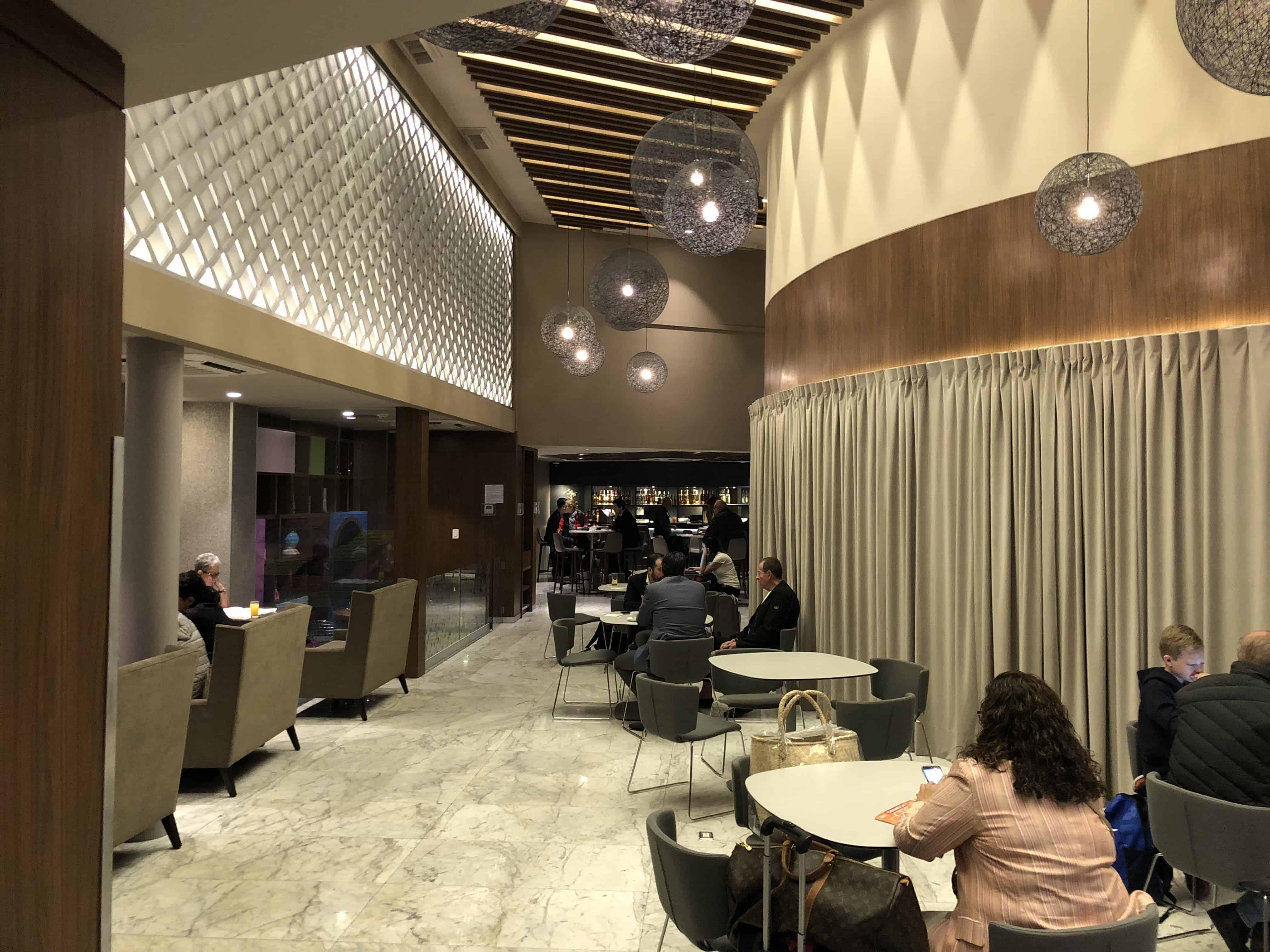 Amex Lounge MEX Lounge