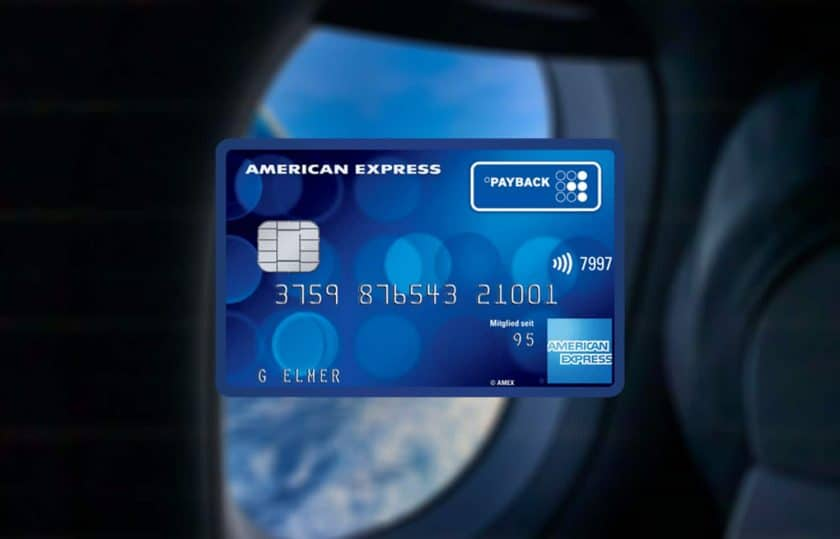 Unterschrift American Express Karte.Kostenlose Payback American Express Mit 1 000 Punkten