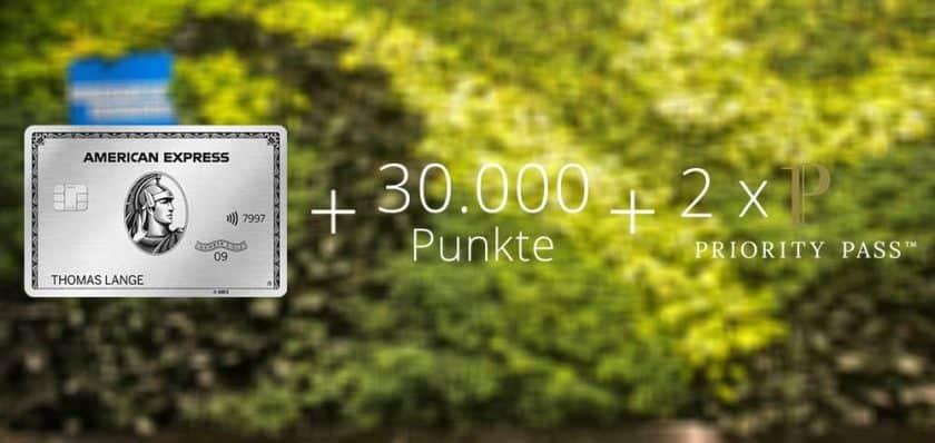Amex Platinum Titelbild