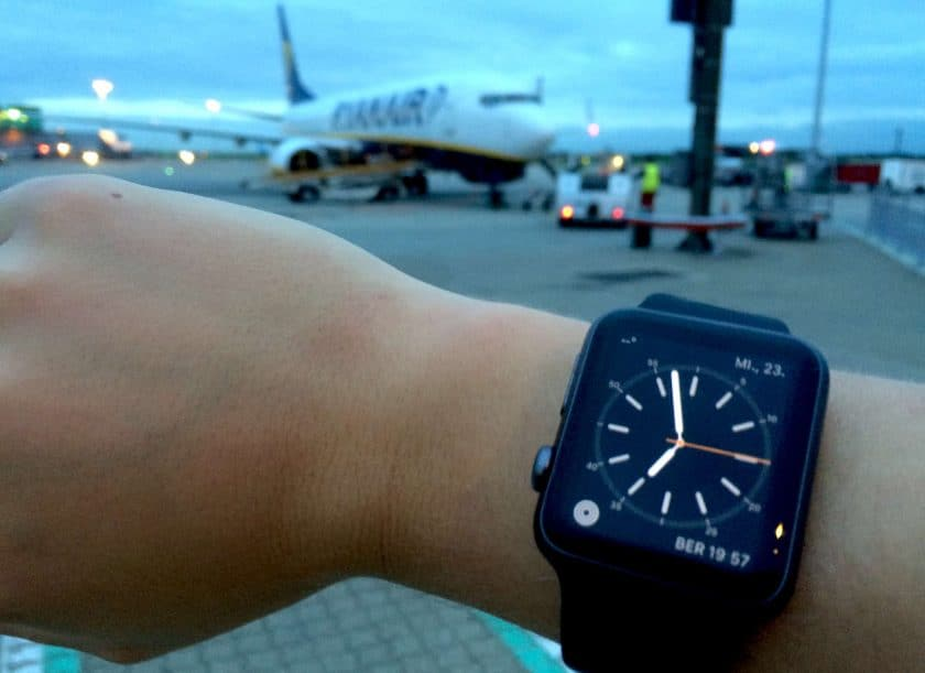 Apple Watch Stansted