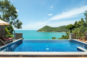 Aussicht Panviman Resort, Koh Phangan