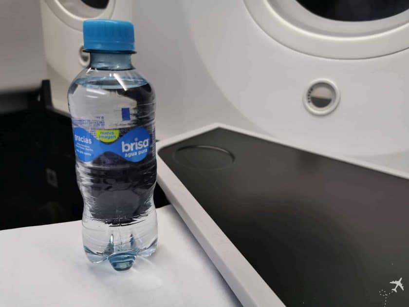 Avianca Business BOG MUC Wasser