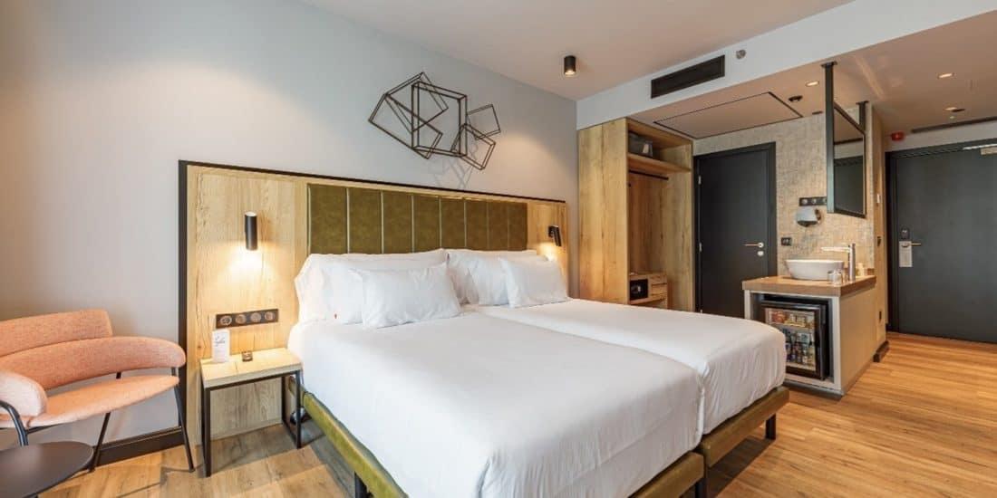 Barcelo Budapest Deluxe Doppelzimmer