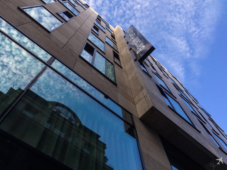 Barcelo Hotel Hamburg Fasade