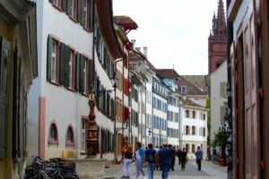 Basel Schweiz