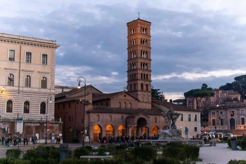 Basilica di Santa Maria Cosmedin Rom