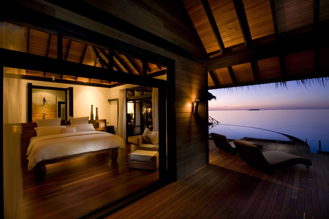 Hilton Beach House Maldives