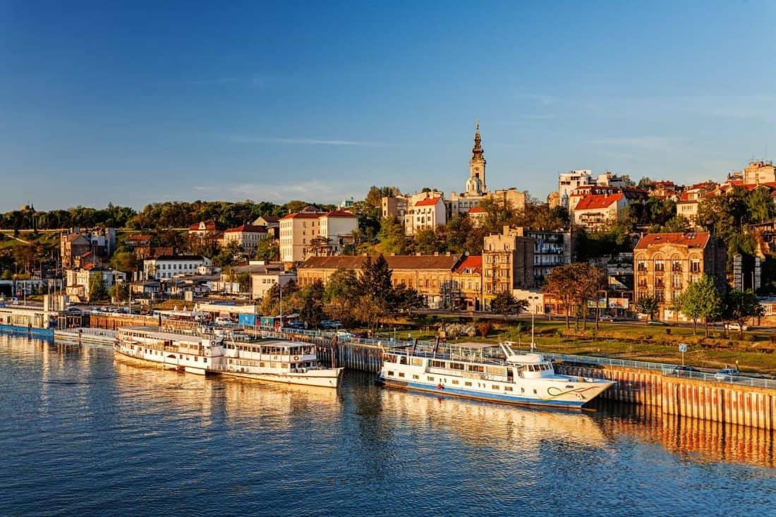 Belgrade, Serbien