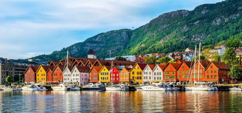 Direktflüge Nach Norwegen
