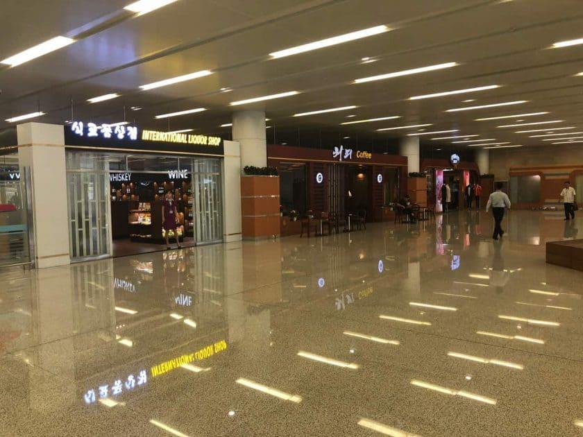 Bewertung Air Koryo Duty Free Pjongjang