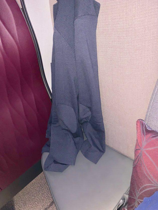 Bewertung QSuite Kleiderhaken