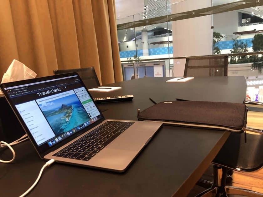 Bewertung TK Lounge Konferenzraum 3