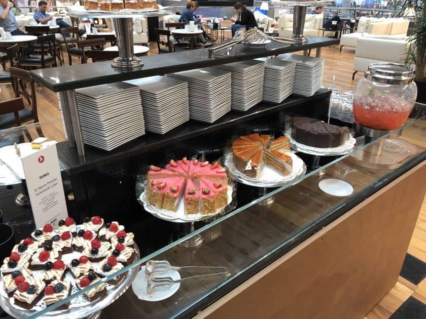 Bewertung TK Lounge Kuchen 1