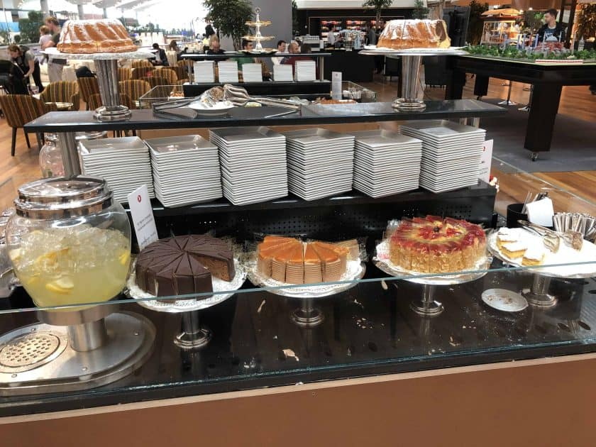 Bewertung TK Lounge Kuchen 2