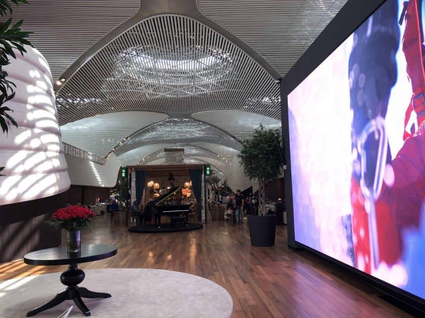 Bewertung TK Lounge Lounge Atrium