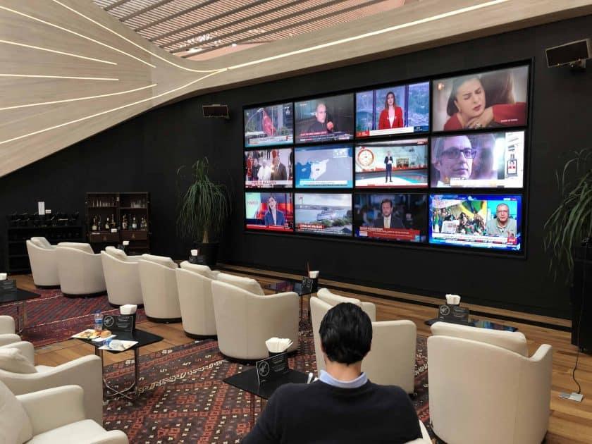 Bewertung TK Lounge News Center