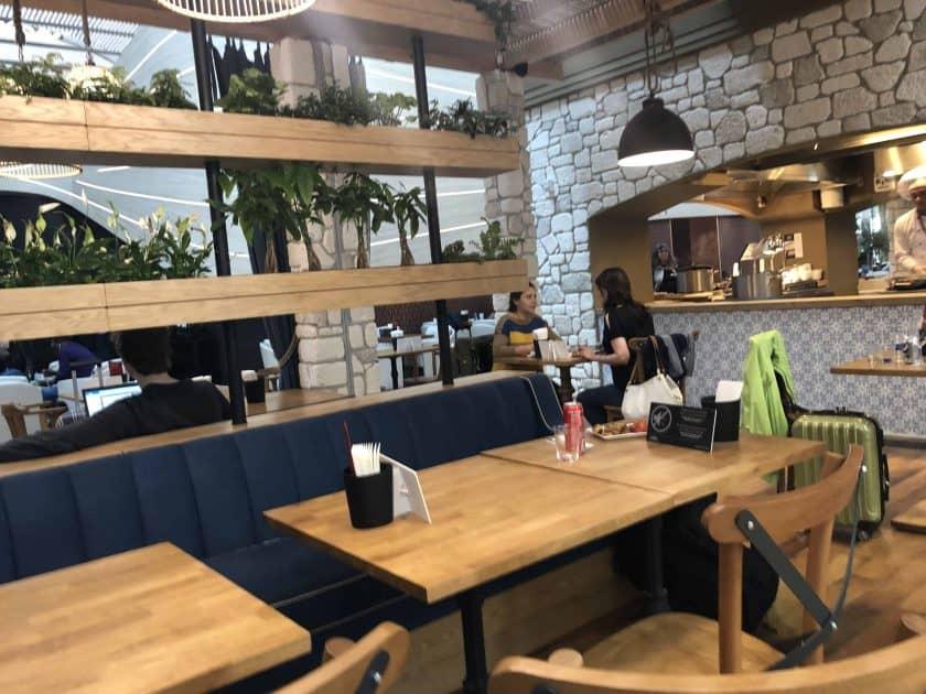 Bewertung TK Lounge Restaurant