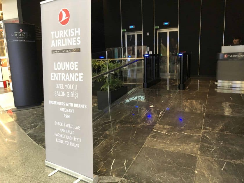 Bewertung TK Lounge Rollizugang