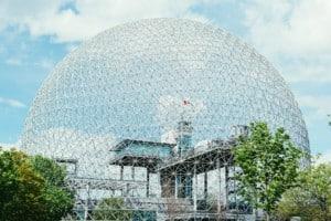 Biosphere Canada Montreal Kanada