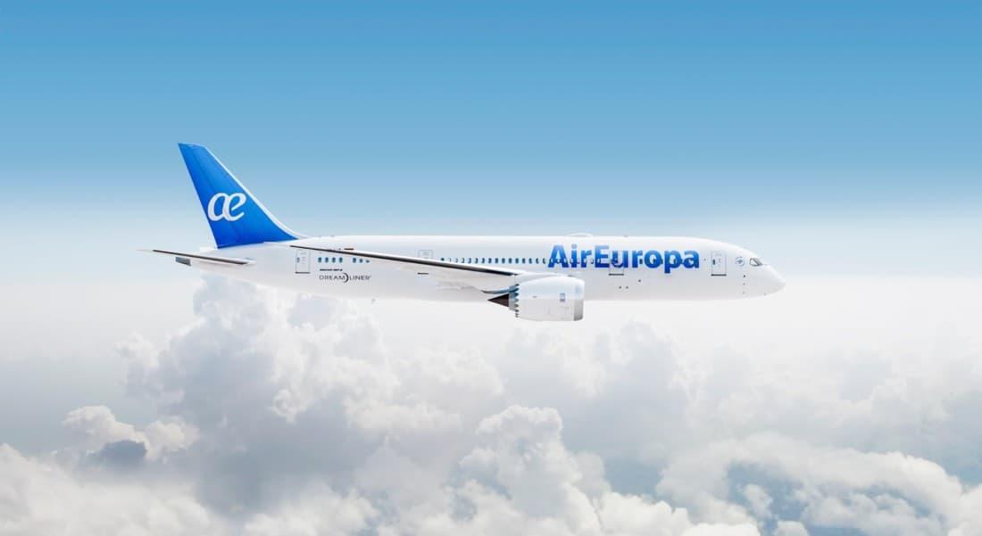 Air Europa Boeing 787 Dreamliner