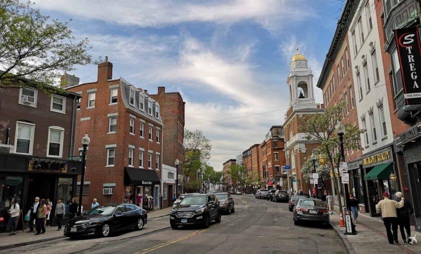 Boston Strasse