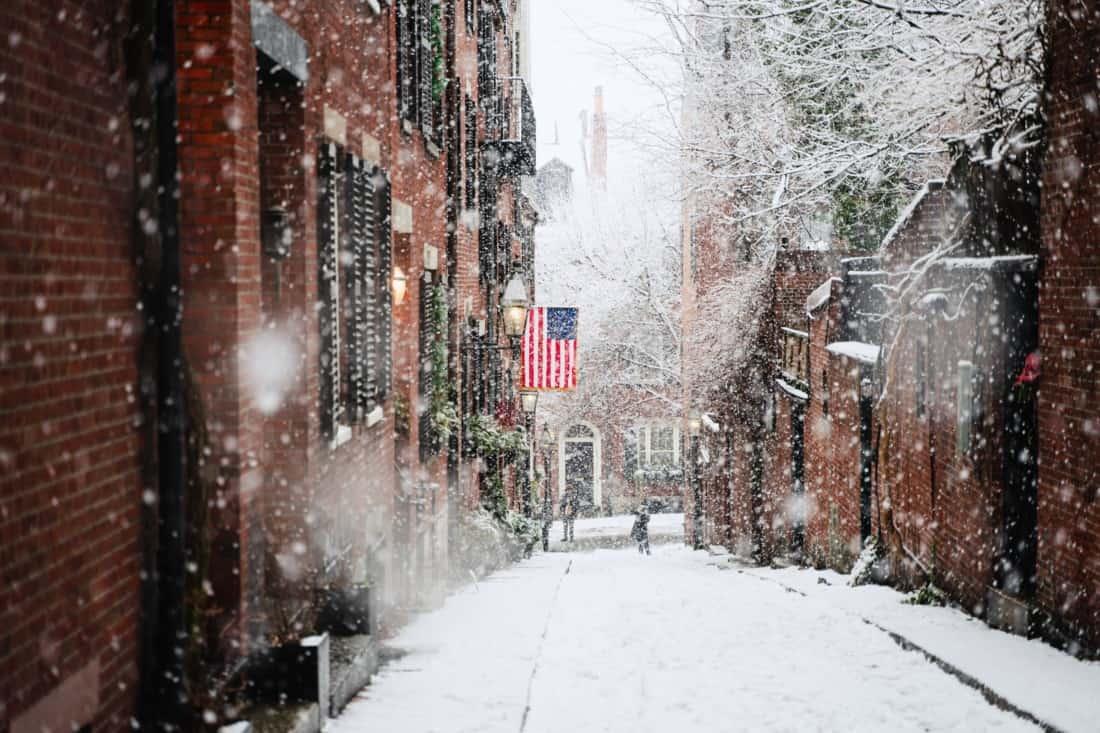Boston Winter