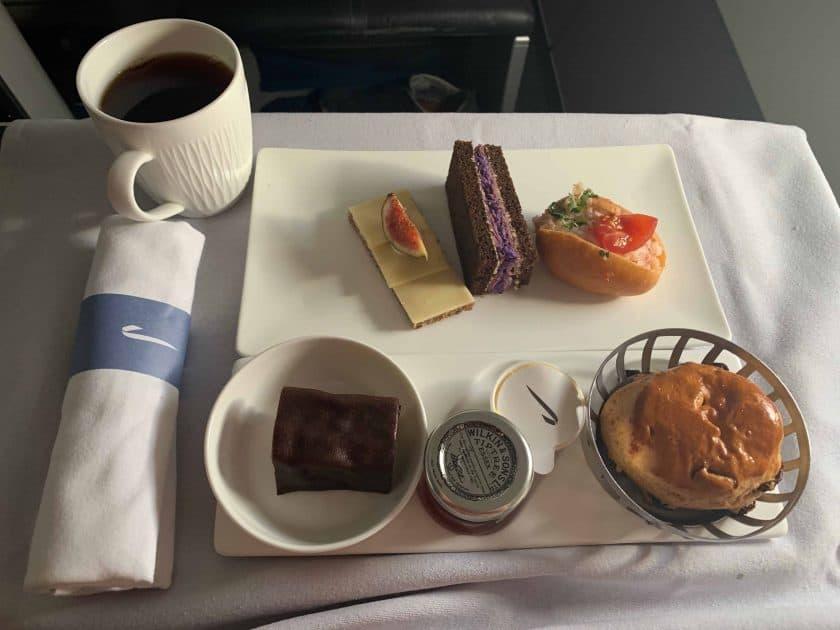 British Airways BA1 Nachmittagstee