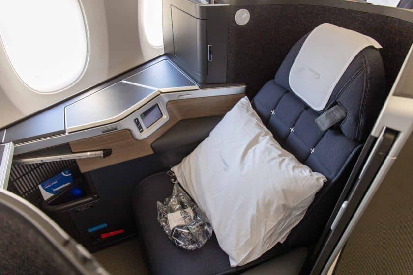 British Airways Club Suite Seat 5