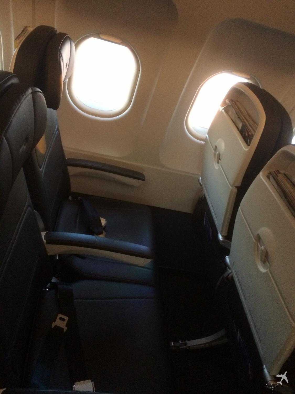 British Airways Sitze A320