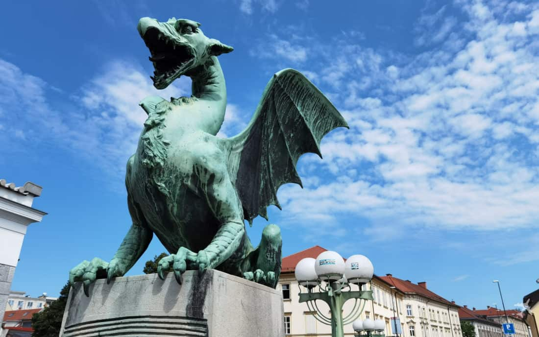 Bruecke Ljubljana