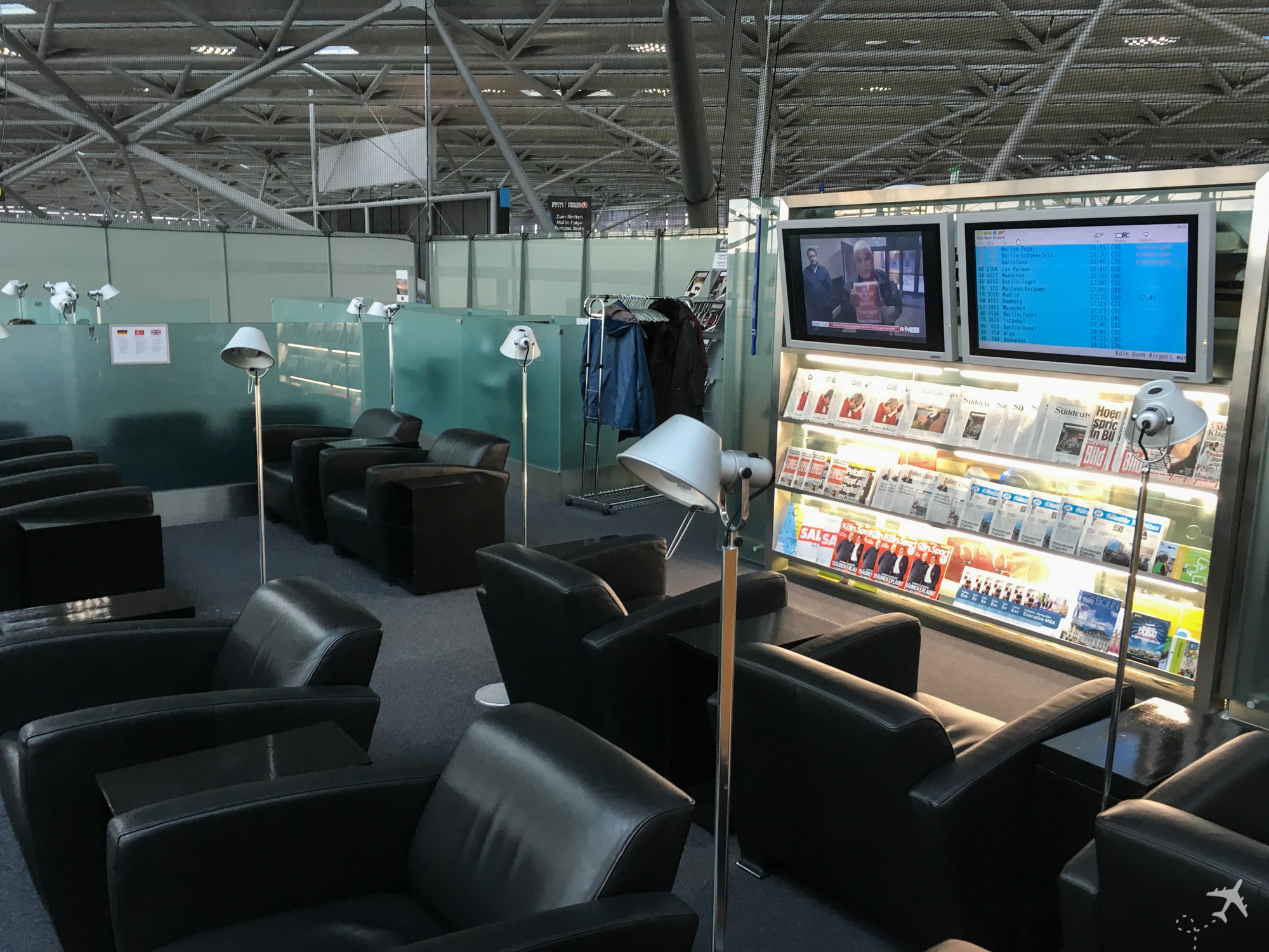 CGN Airport Lounge