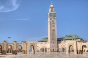 Casablanca Marokko Tag