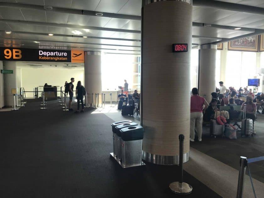 Cebu Pacific Review Boarding Gate